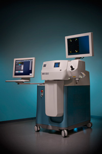 Lensx Laser Technology System Example