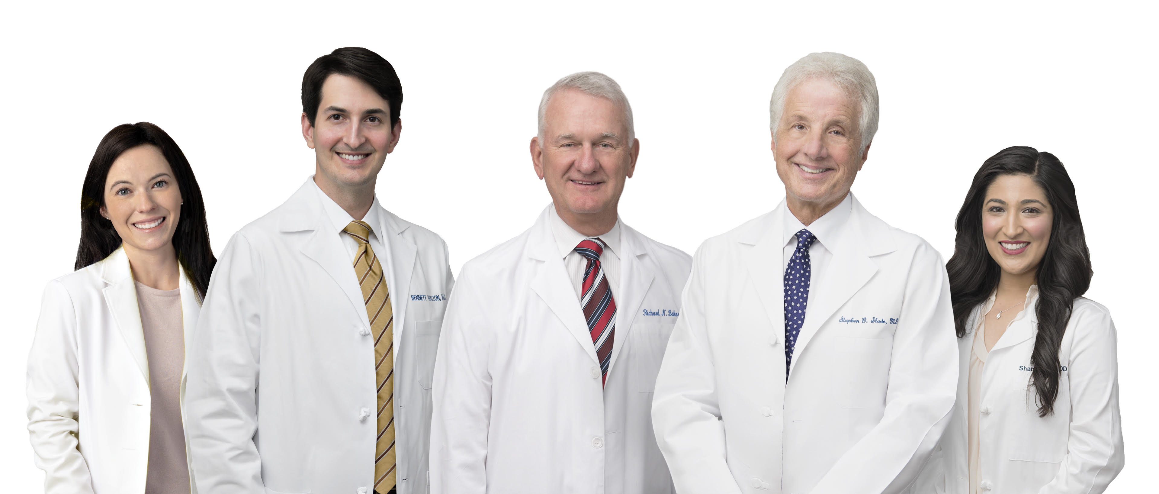 Ophthalmologists | Eye Doctors | Slade & Baker Vision